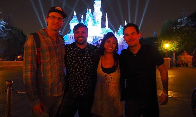 Guds kraft i Disneyland . del 3