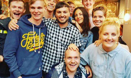 Bethel team til Tønsberg. 20 – 22. Mai 2016