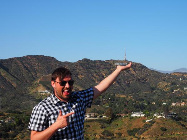Fine dager i I L.A