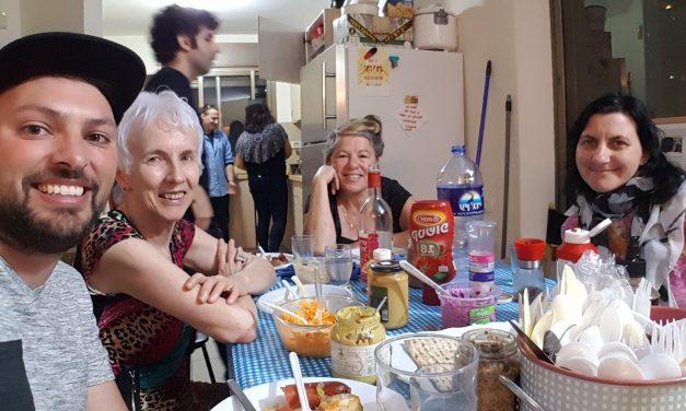 En velsignet Shabbatsfeiring, Barmitzva og forkynnelse 20 April