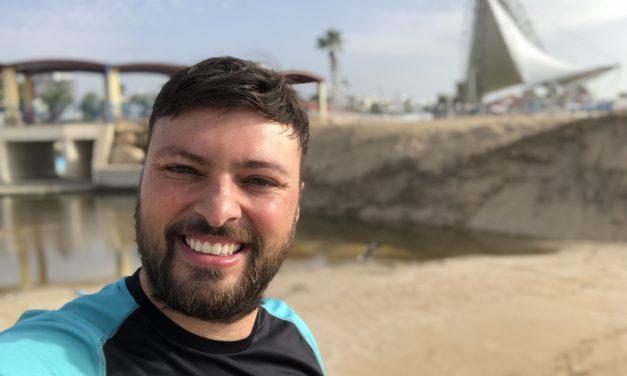 Spennende tid i Israel