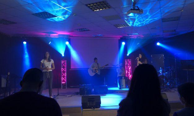 Ungdomsmøtet i Ashdod