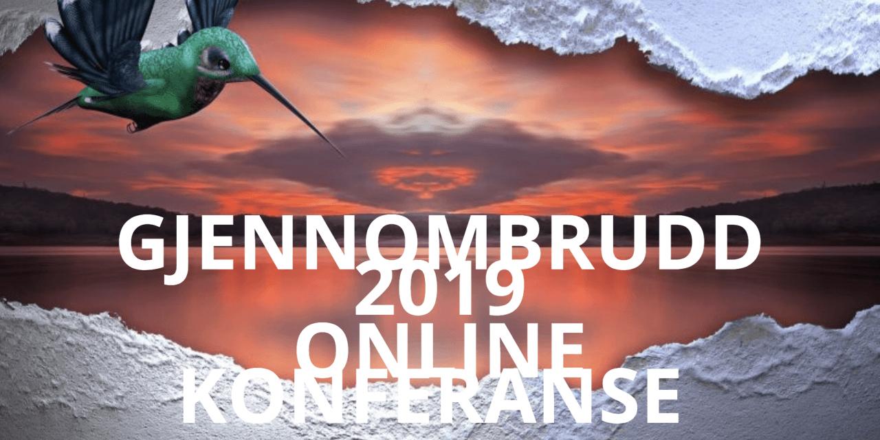 Undervisning fra  Gjennombrudd 2019