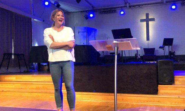 Anette Stokke taler 26.5.2019