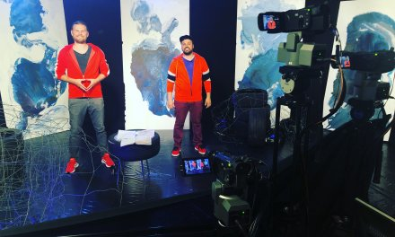 Alive-TV serie med Daniel og Martin – Levis Disipler
