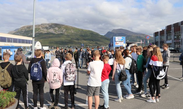 13 ungdommer valgte å følge Jesus på meetup i Sortland