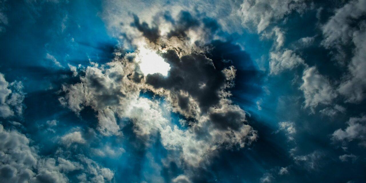 Ha tankene dine rettet mot Himmelen 15.2