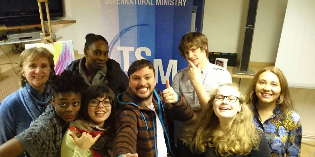 Torbay – England revival week at TSSM January 2016