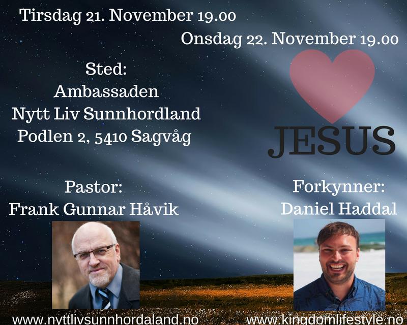 Helbredelsesmøte -22 November
