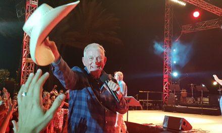 Fredag 6 Oktober – Ørkenmøte 5000 mennesker.