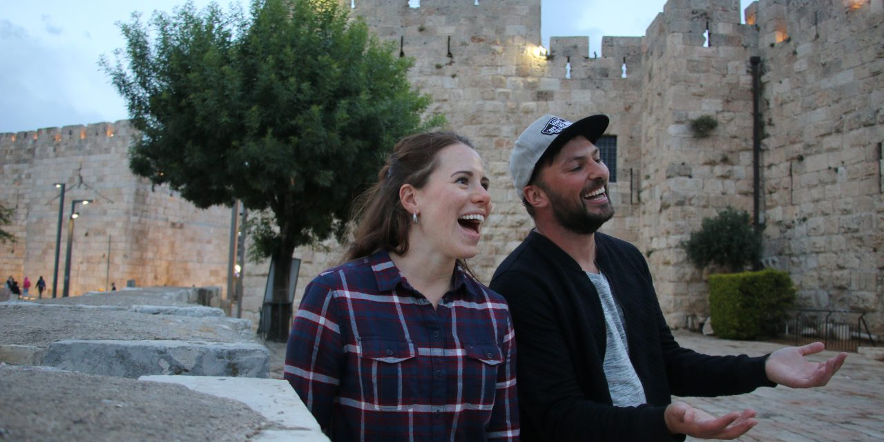 Jerusalem & Tel Aviv 25 April