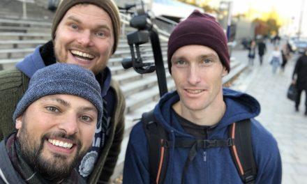 Alive med Daniel og Martin