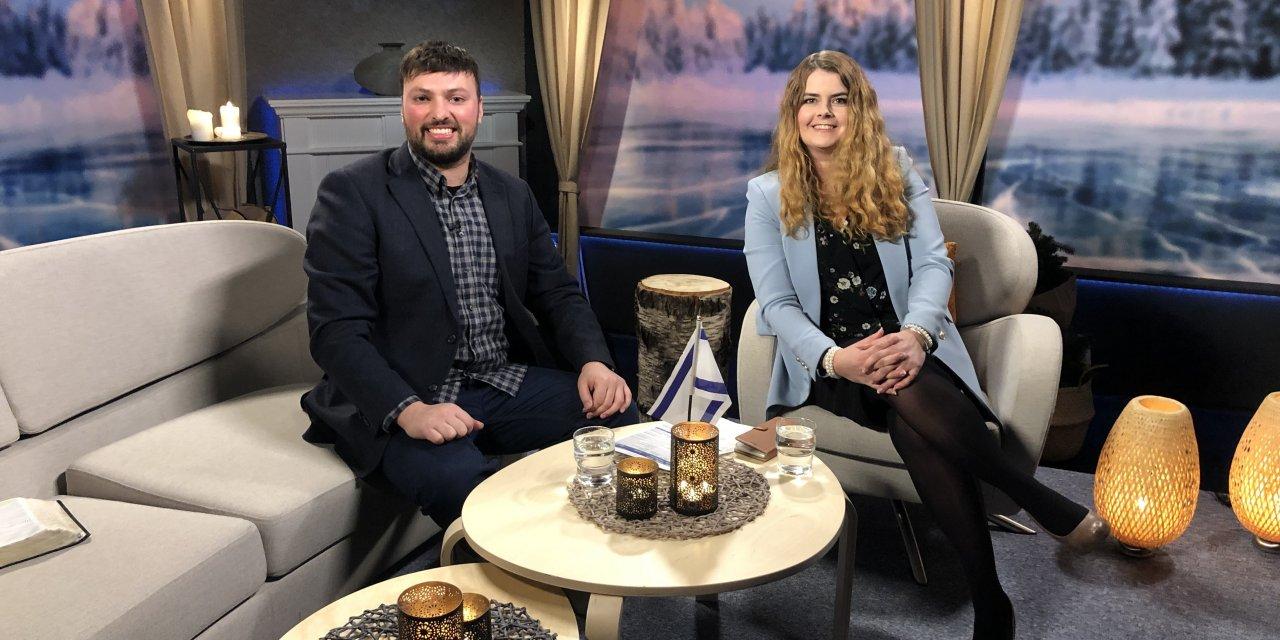 Visjon Norge med ambassadøren fra Israel