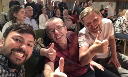 Rich Vera i Norge! Kraften demonstrert mektig! 19/5/2019