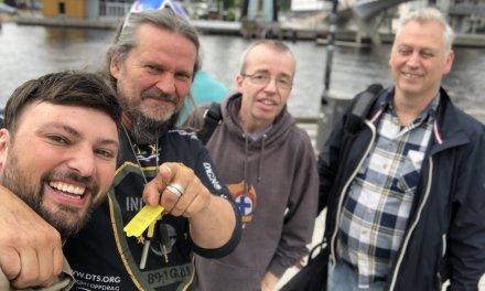 6. Juni Meetup i Moss med Levi Jensen og treff med TX-Vikings