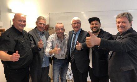Helbredelser og mirakler 23 juni 2019 Svein Magne Pedersen møte