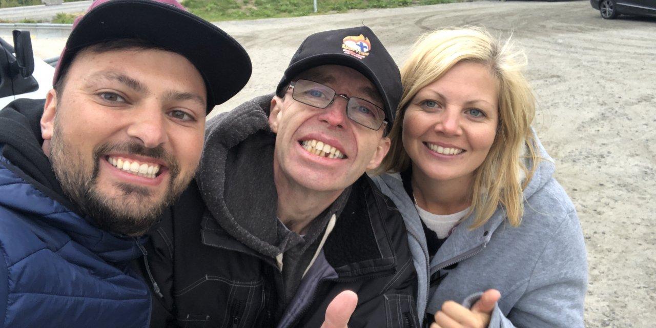 Evangelist-turné Over 100 møtte opp til meetup i Lofoten